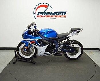2011 Suzuki GSX-R600 for sale 200539506