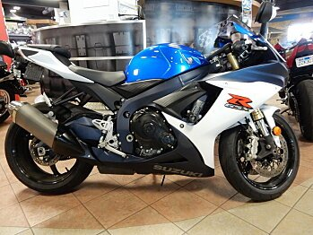 2011 Suzuki GSX-R750 for sale 200585726