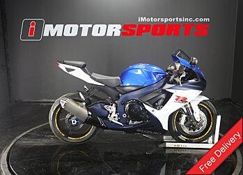 2011 Suzuki GSX-R750 for sale 200613103