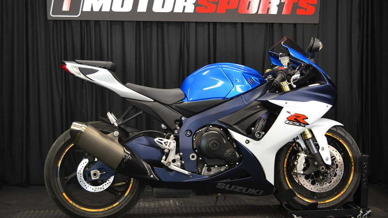 2011 Suzuki GSX-R750 for sale 200620610