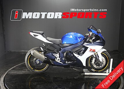 2011 Suzuki GSX-R750 for sale 200613122