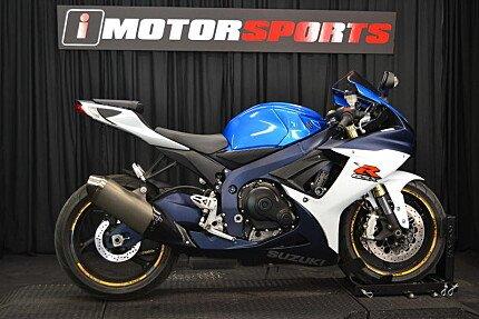 2011 Suzuki GSX-R750 for sale 200620610