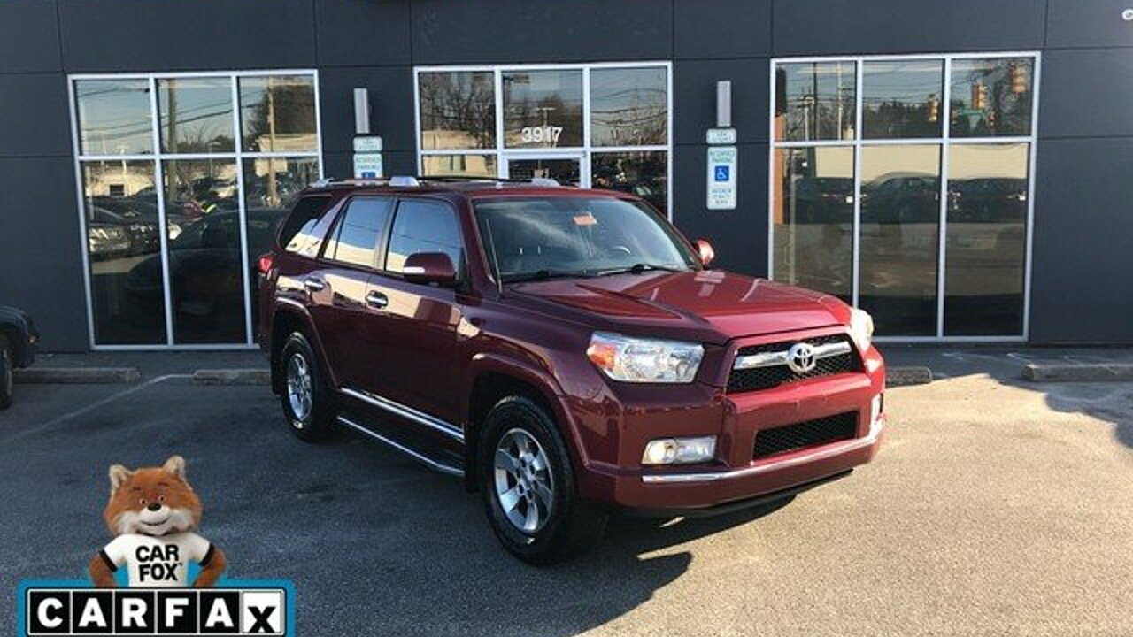 2011 Toyota 4Runner 2WD for sale 100944348