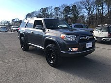 2011 Toyota 4Runner 4WD for sale 100968474