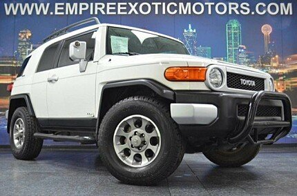 2011 Toyota FJ Cruiser 4WD for sale 100786035