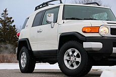 2011 Toyota FJ Cruiser 4WD for sale 100841030