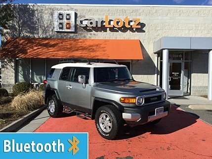 2011 Toyota FJ Cruiser 4WD for sale 100951513