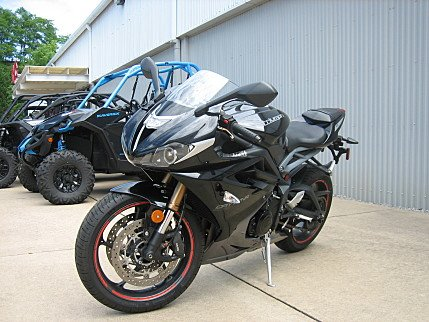 2011 Triumph Daytona 675 for sale 200462477