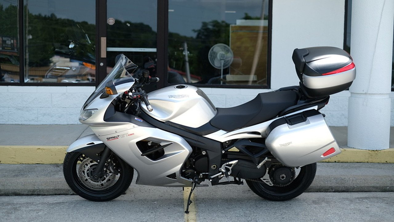 2011 Triumph Sprint 1050 for sale 200375700