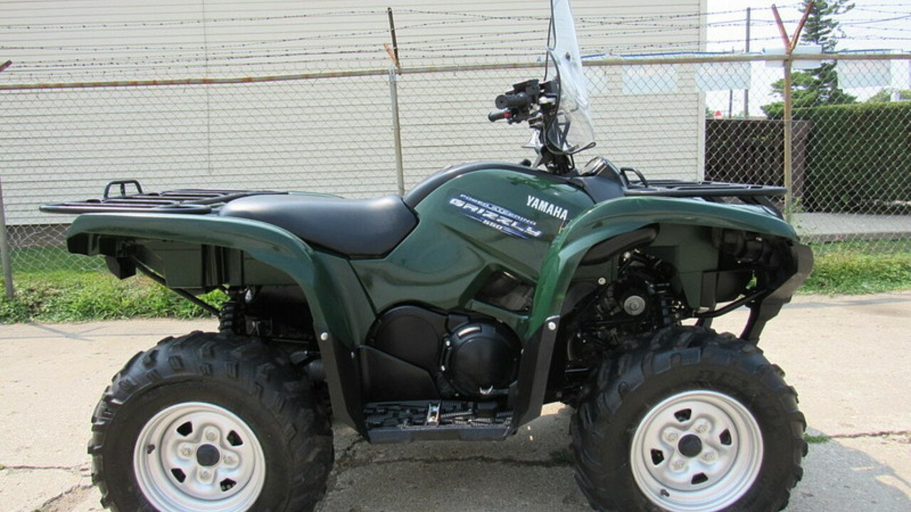 2011 Yamaha Grizzly 550 for sale 200484261