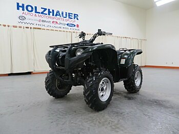 2011 Yamaha Grizzly 700 for sale 200535125