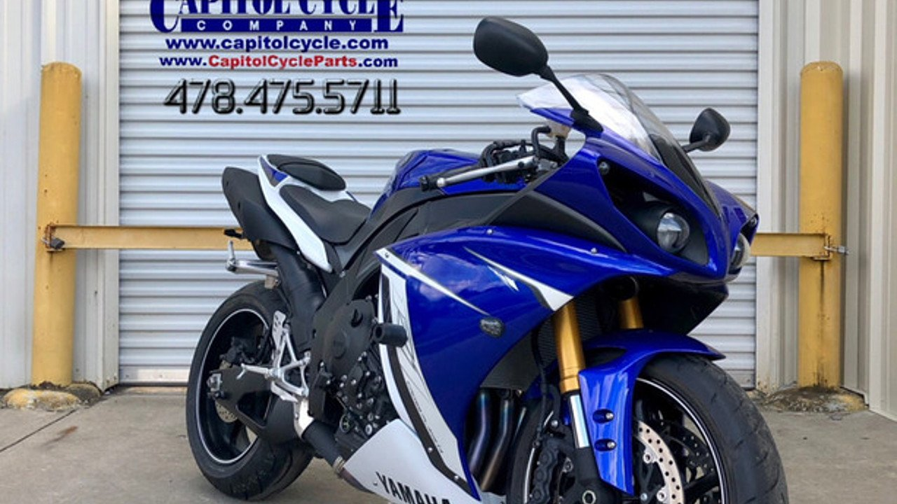2011 Yamaha YZF-R1 for sale 200563217