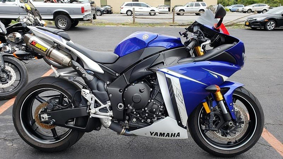 2011 Yamaha YZF-R1 for sale 200643517