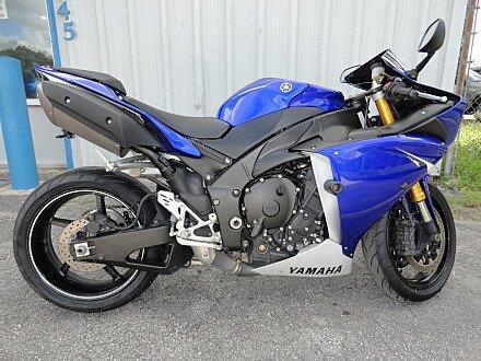 2011 Yamaha YZF-R1 for sale 200378144
