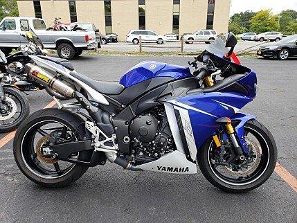 2011 Yamaha YZF-R1 for sale 200629798