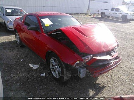 2011 ford Mustang Coupe for sale 101015690