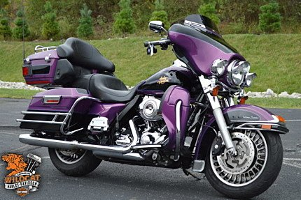 2011 harley-davidson Touring Ultra Classic Electra Glide for sale 200627207