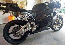 2011 honda CBR600RR for sale 200609521