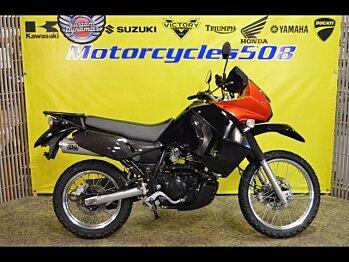 2011 kawasaki KLR650 for sale 200458172