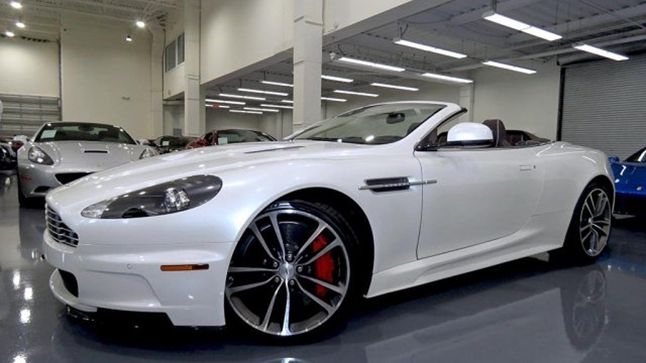 2012 Aston Martin DBS Volante for sale 101024062