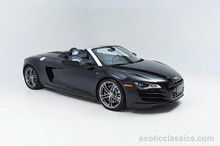 2012 Audi R8 5.2 Spyder for sale 100788223