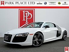 2012 Audi R8 5.2 Coupe for sale 100819844