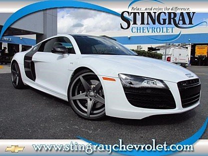 2012 Audi R8 5.2 Coupe for sale 100832197