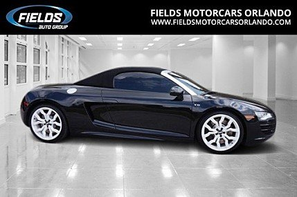 2012 Audi R8 5.2 Spyder for sale 100847175