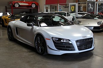2012 Audi R8 GT Spyder for sale 100907948