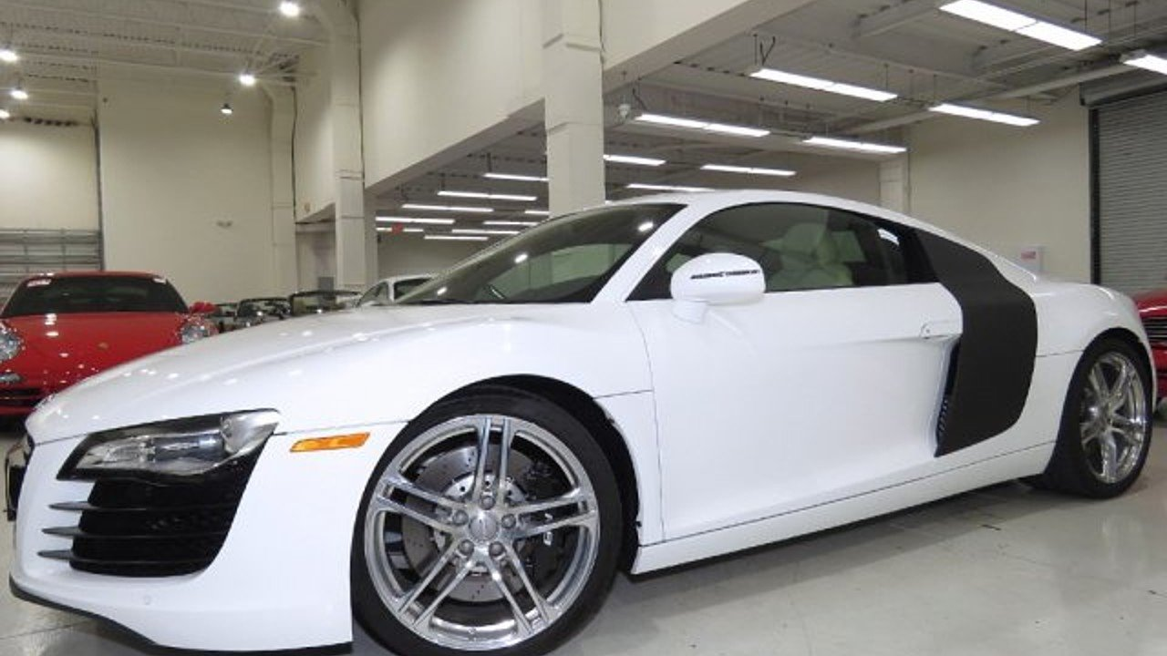 2012 Audi R8 4.2 Coupe for sale 100930051
