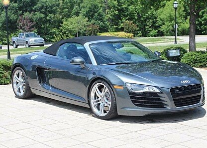 2012 Audi R8 4.2 Spyder for sale 100894392