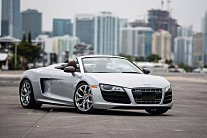 2012 Audi R8 5.2 Spyder for sale 100812218