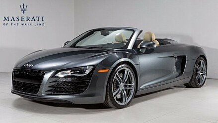 2012 Audi R8 4.2 Spyder for sale 100891682