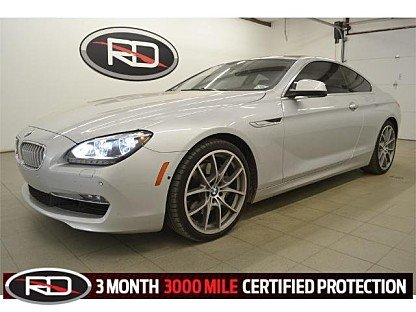 2012 BMW 650i Coupe for sale 100830248