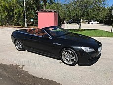 2012 BMW 650i Convertible for sale 100937584