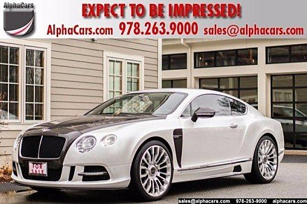 2012 Bentley Continental for sale 100846515