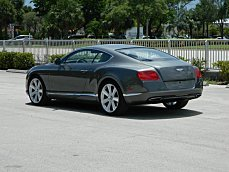 2012 Bentley Continental GT Coupe for sale 100894491