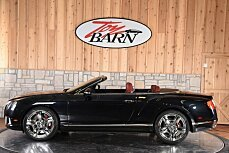 2012 Bentley Continental GT Convertible for sale 100980008