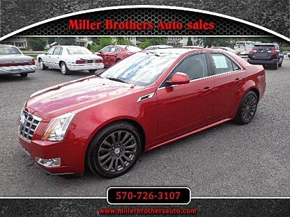 2012 Cadillac CTS for sale 100773263