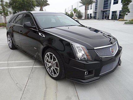 2012 Cadillac CTS V Wagon for sale 100806177
