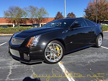 2012 Cadillac CTS V Coupe for sale 100819425