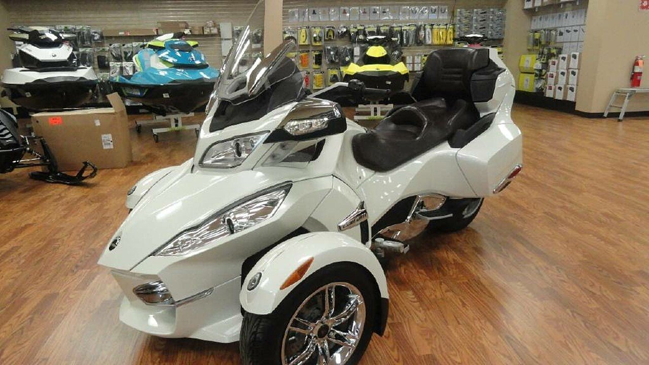 2012 Can-Am Spyder RT-S for sale 200336777