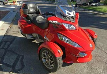 2012 Can-Am Spyder RT-S for sale 200423475