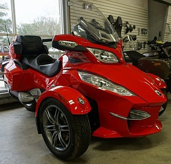 2012 Can-Am Spyder RT-S for sale 200570133