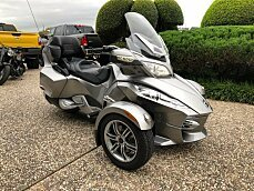 2012 Can-Am Spyder RT for sale 200650731