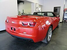 2012 Chevrolet Camaro LT Convertible for sale 100898019