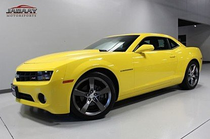2012 Chevrolet Camaro LT Coupe for sale 100914358