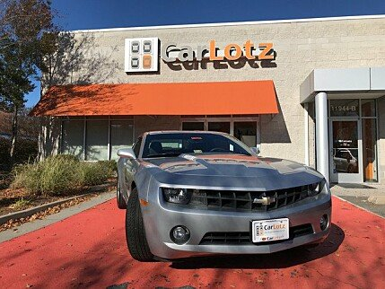 2012 Chevrolet Camaro LT Coupe for sale 100927005