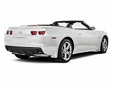 2012 Chevrolet Camaro SS Convertible for sale 100959795