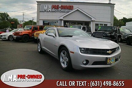 2012 Chevrolet Camaro LT Coupe for sale 100992434